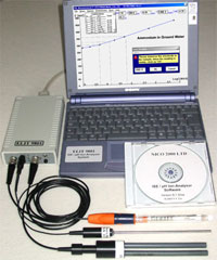 ELIT Ion Analyzers